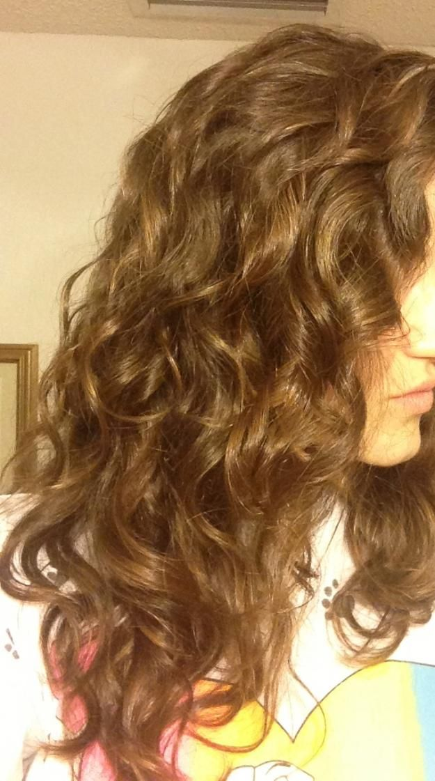 Perm Hair On Pinterest Perms Digital Perm And Loose ...