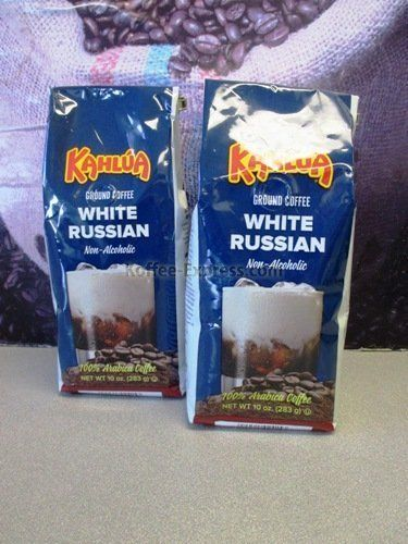 Kahlua - White Russian Gourmet Ground Coffee (2 bags/10oz each) >>> Be sure to check out this awesome product.