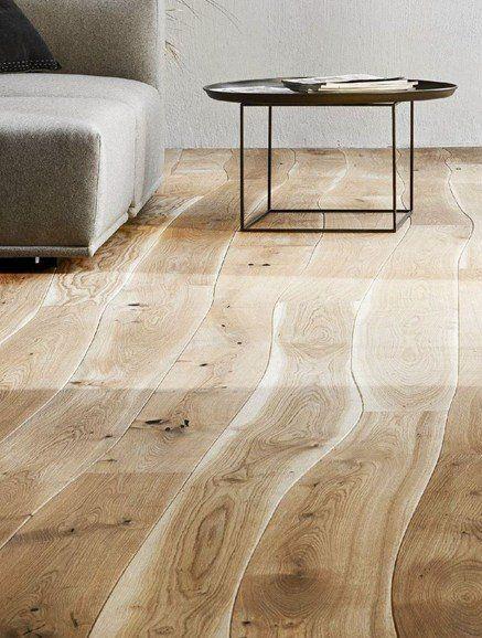 Oak floor tiles