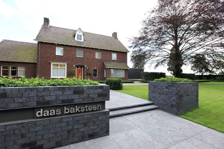 11 beste afbeeldingen van bedrijfstuinen - Moderne tuin ingang ...