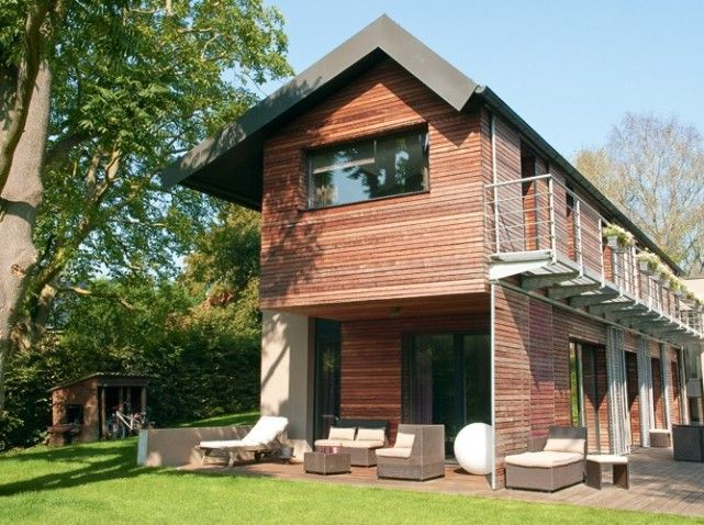 58 best Maison bois images on Pinterest Wooden houses