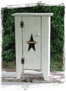 Primitive Country Cupboard