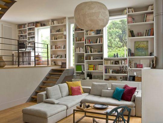 Les 143 meilleures images du tableau extension maison sur for Amenagement grand salon