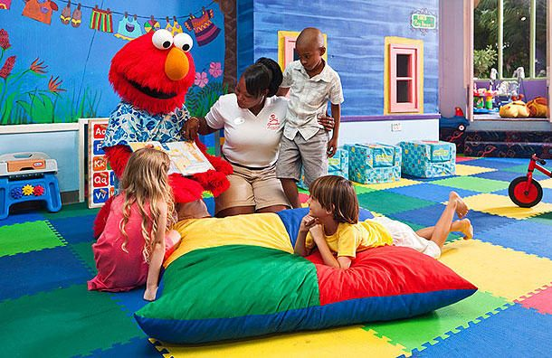 Beaches Ocho Rios & Golf Club has tons of activities for kids, also has certified nannies on staff