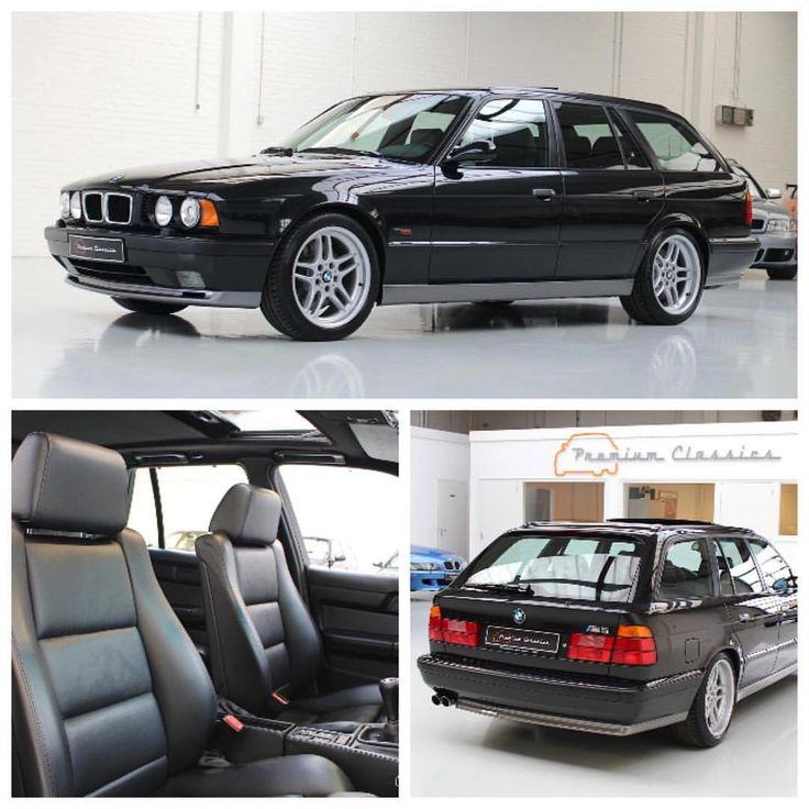 The Cult Car | BMW M5 3.8 E34 Touring | Cosmos Black | 83.000km | Stunning…