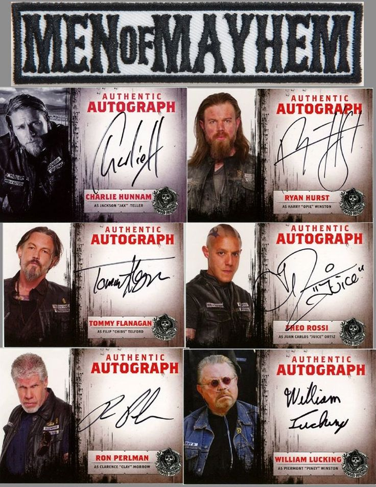 SOA (now and past men)