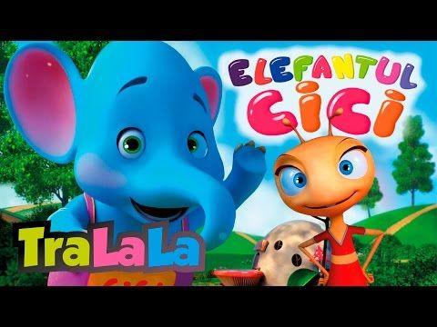 TraLaLa - Elefantul Cici (60 Minute) | Muzica Noua Romaneasca, Muzica Gratis, Versuri