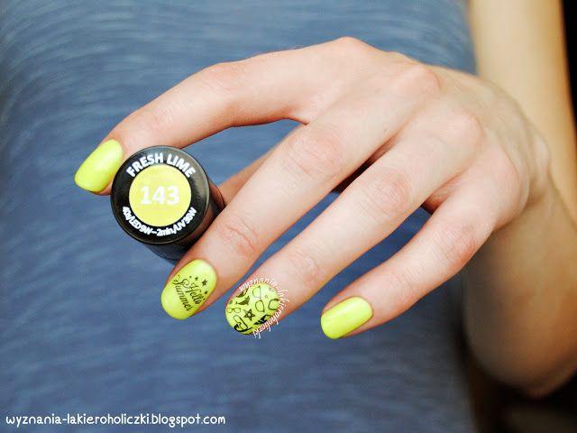 Semilac 143 Fresh Lime