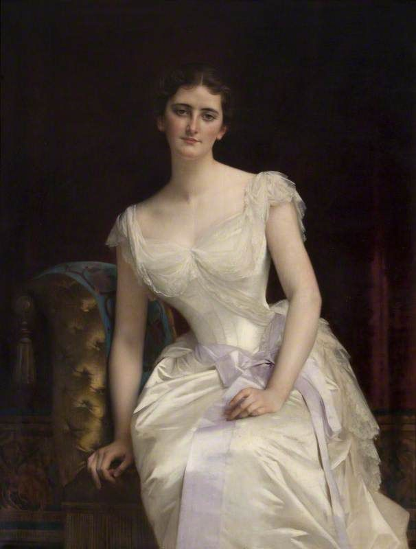 Mary Victoria Leiter 1887 Cabanel-C - Mary Curzon, Baroness Curzon of Kedleston - Wikipedia, the free encyclopedia