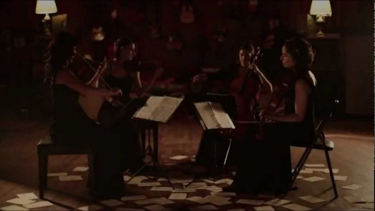 Amoroso, Cecilia String Quartet Musique classique / Classical Music Production Analekta