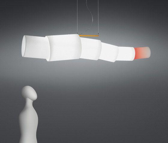 noto luminaires suspension de artemide architonic michele de lucchi pinterest. Black Bedroom Furniture Sets. Home Design Ideas