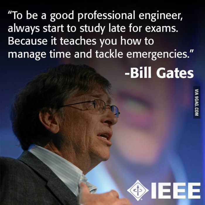 Can I drop out of college now? | Blog Tips | Bill Gates ...