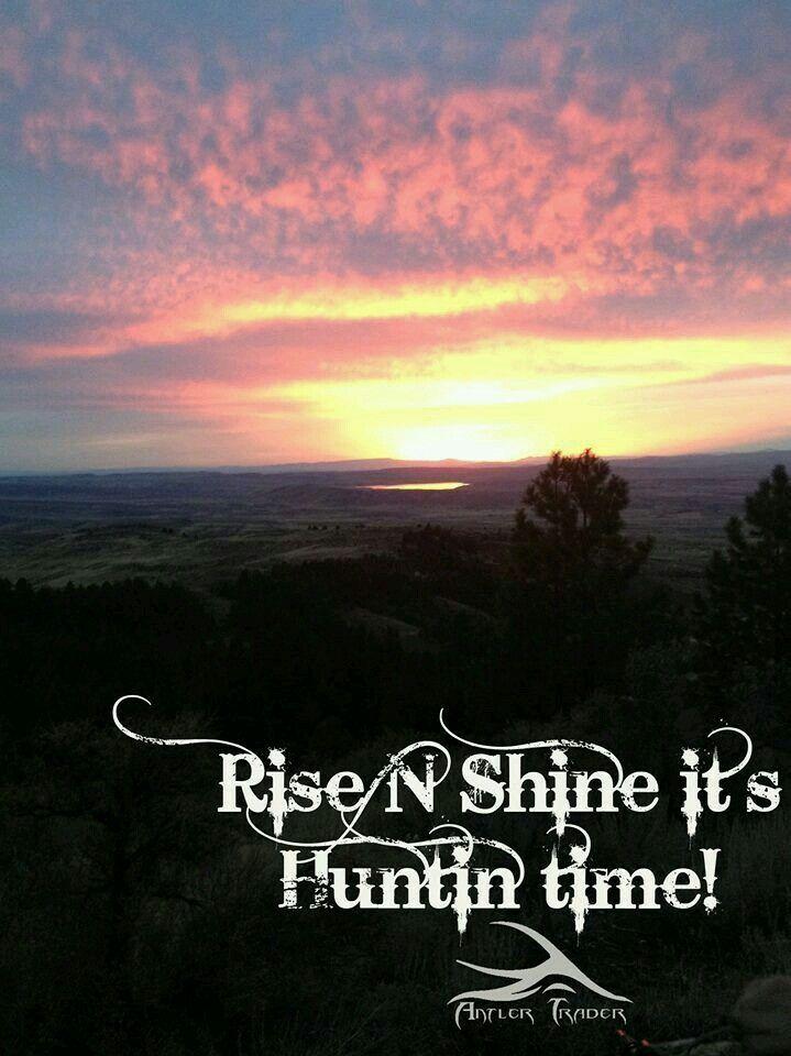 ♡ early mornin hunts