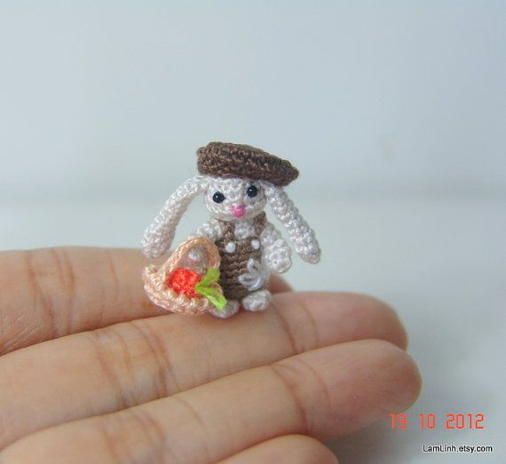 Amigurumi Doll House : 37 best images about Miniature Crochet on Pinterest ...