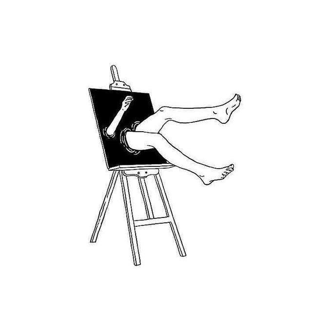 20+ Illustrationen des Geheimnisses der inneren Welt durch unterbewusste Botschaften: Leslie Molina