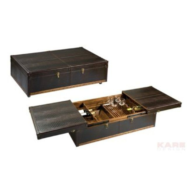 table basse bar rangement. Black Bedroom Furniture Sets. Home Design Ideas