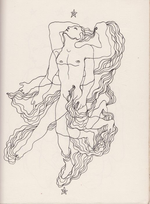 Bibliothèque Gay: Le livre blanc, de Jean Cocteau, 1930