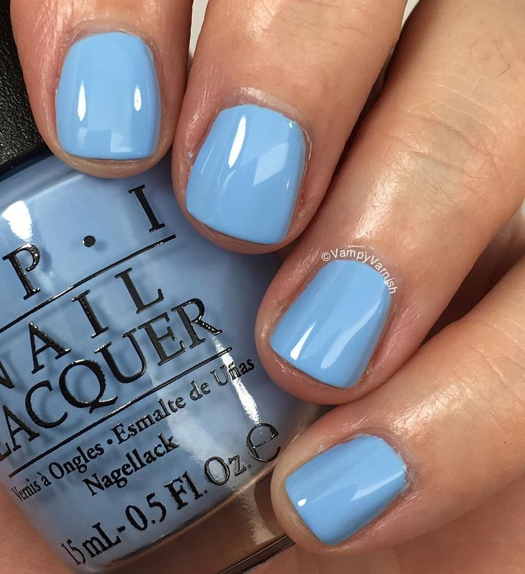 Blue Nail Varnish Uk: The 25+ Best Sky Blue Nails Ideas On Pinterest