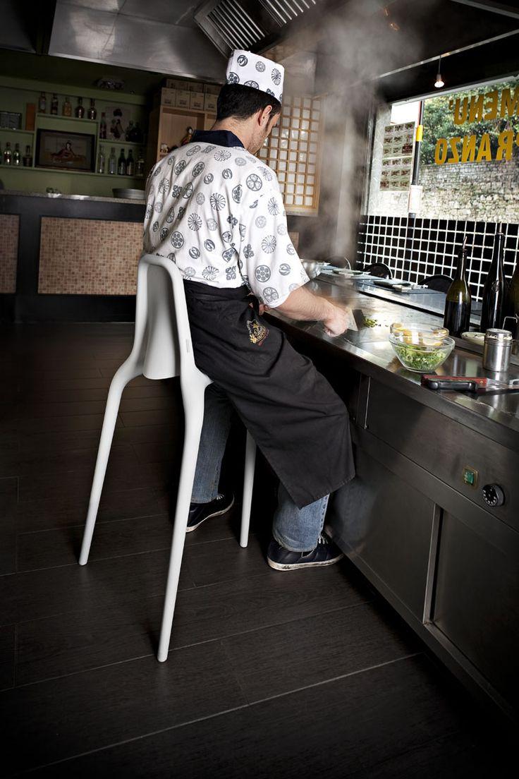 NONO'   NO chair NO stool by Stefano Soave for www.alma-design.it