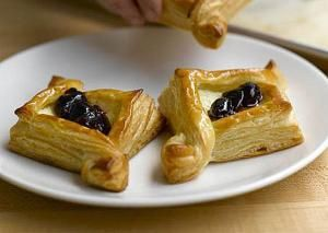 Puff Pastry That Takes Less Time Than Traditional Recipes: Pastries Made with Blitz Puff Pastry