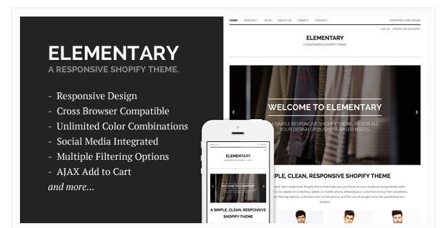 Best Premium Shopify Templates For Fashion Online Stores Images - Premium shopify templates