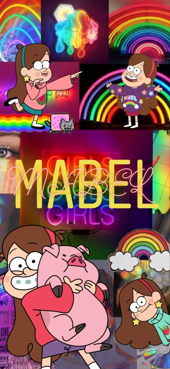 Mabel Gravity Falls Aesthetic