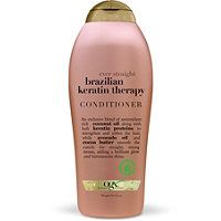 OGX - Ever Staight Brazilian Keratin Therapy Conditioner in  #ultabeauty