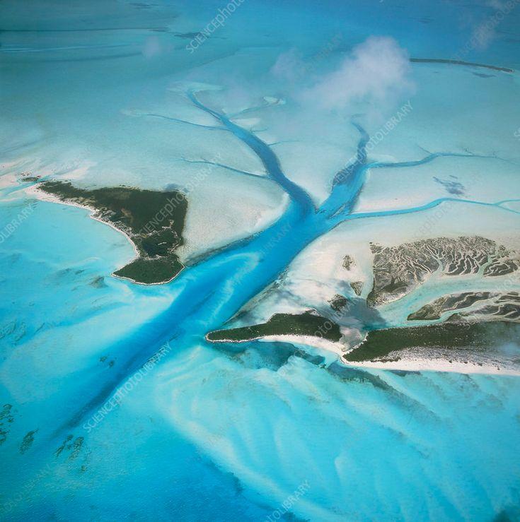 Bahama Bank Islands In 2020