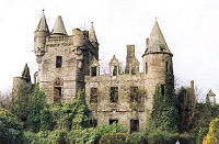Buchanan Castle in Stirlingshire, Scotland