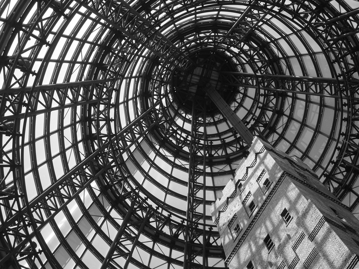 I took this Photo back in 2008. Melbourne Central Clock tower.