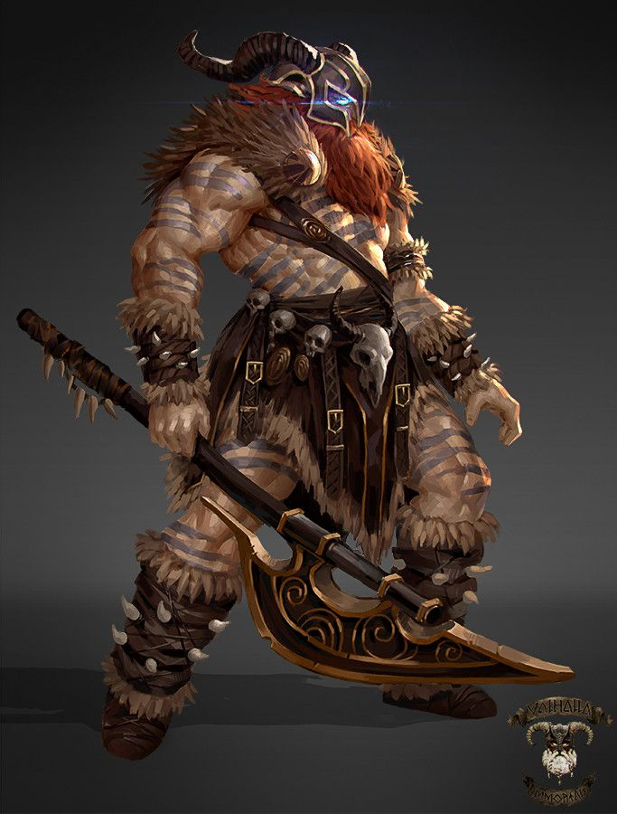 622 best Fantasy Barbarian images on Pinterest