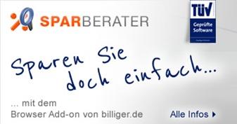 Damit ihr Sparschwein weiter wachsen kann: Der billiger.de Sparberater - spart Geld, schenkt Zeit! Alle Infos: http://www.billiger.de/sparberater/abstract.htm