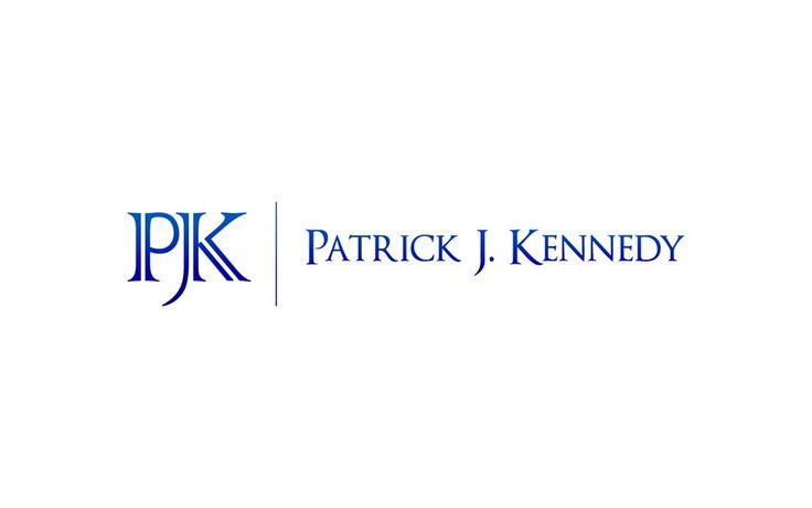 logo for Patrick J. Kennedy by Adhytia Rizkianto