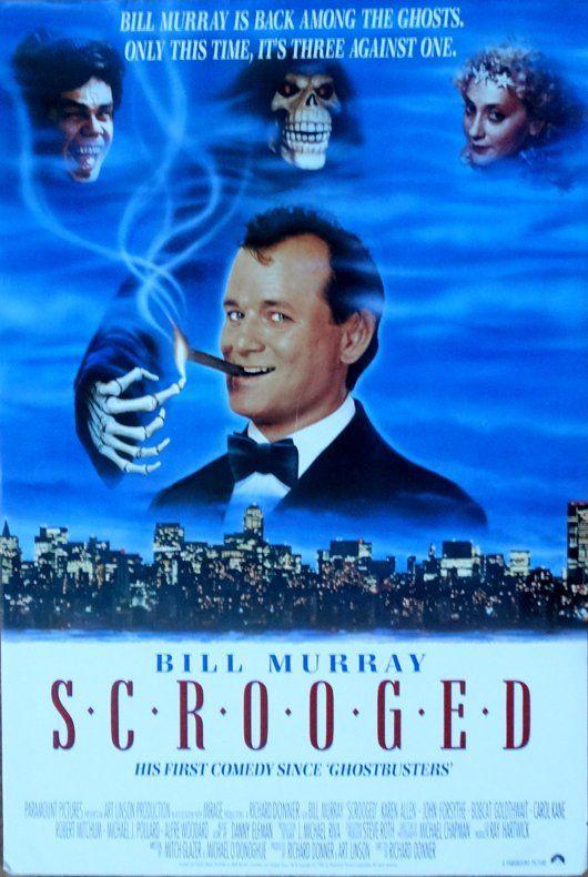 scrooged 1988 audio latino