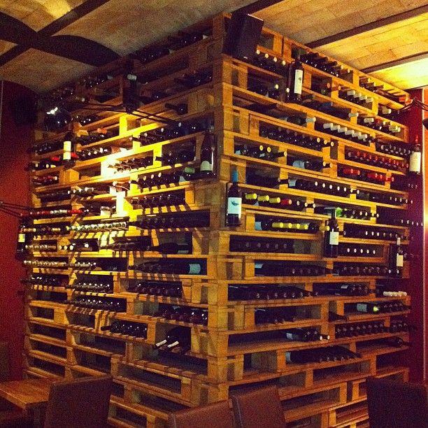 palates #wine cellar awesome.