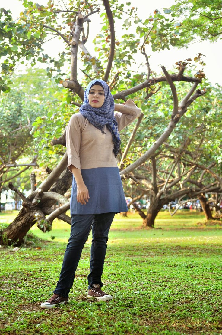 URBAN DAILY NONIZAKIAH: A CASUAL TUNIC