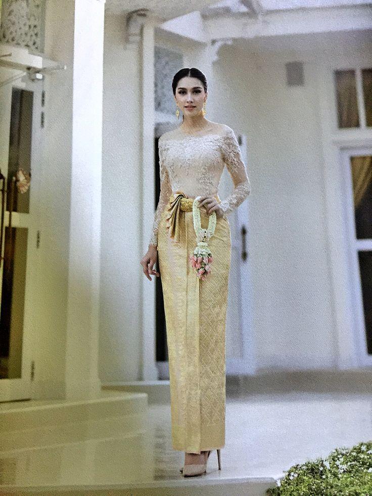 Thai Tradition Dress