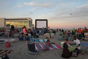 Bring a beach chair and a blanket, and enjoy free movies on the beach this summer in Cape May. No beach tags are required since this is a nighttime event. 2017 Movie Lineup July 6 – The Avengers (2012) (PG) Nick Fury, director of the peacekeeping organization S.H.I.E.L.D., recruits Iron Man, Captain America, the Hulk, …