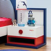 Found it at Wayfair.co.uk - Nautical Children's Bedside Table
