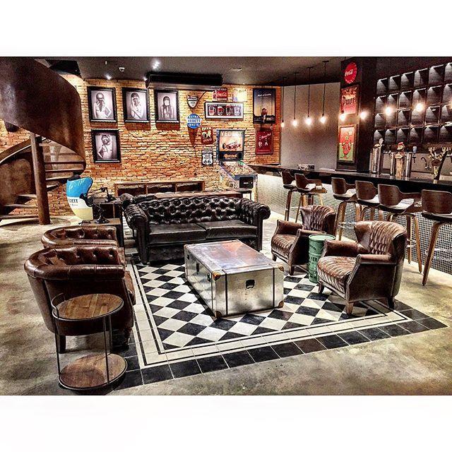 Man Cave Barber London : Quase quaaaaaaaaaaase corleonevilaolimpia by