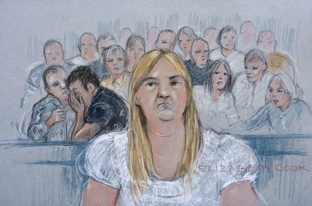 As TV trials threaten to kill off courtroom sketches, we look back at some of the most famous.. and infamous - Mirror Online
