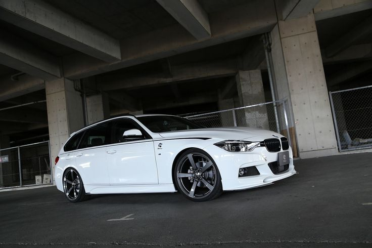 #BMW #F31 #335i #Touring #xDrive #MPackage #3DDesign #White #Angel #Tuning #Sexy #Badass #Provocative #Eyes #Family #Live #Life #Love #Travel #Follow #Your #Heart #BMWLife
