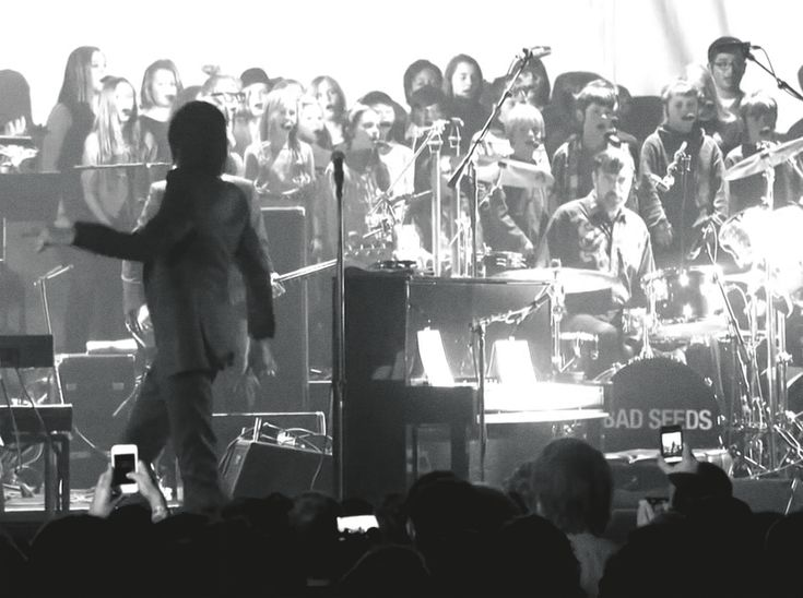Nick Cave Will Never Be Forgotten - Noisey