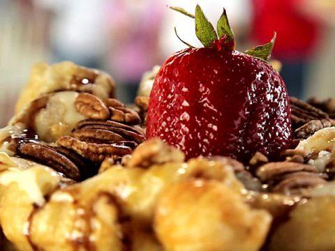 Dangerous Deep Fried Desserts from CookingChannelTV.com