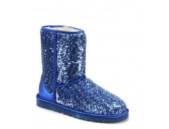 20 best UGG Sequin Boots images on Pinterest   Rain boot