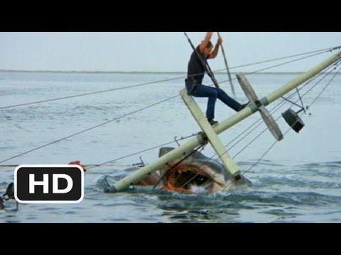 Brody Kills the Beast - Jaws (10/10) Movie CLIP (1975) HD