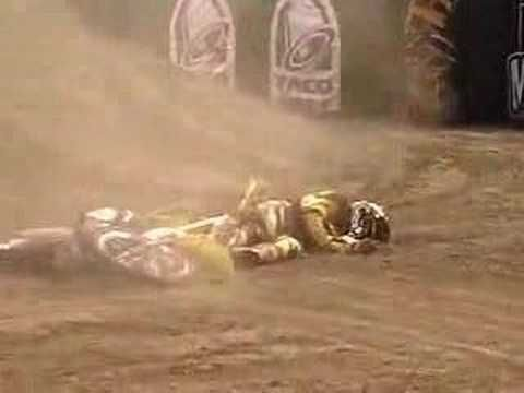 Travis Pastrana X games freestyle 04 - 2nd run