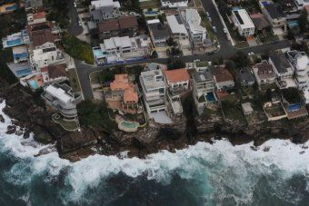 Waterfront property in Sydney's eastern suburbs