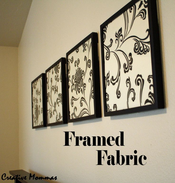 25 best images about material inspiration on pinterest for Decorating walls with fabric ideas