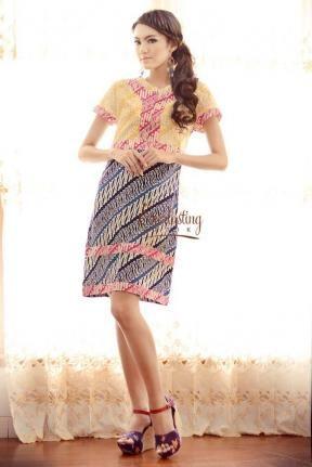 20230 Ashley garutan dress